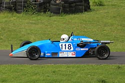 Simon McBeath, Swift SC92F, Loton Park